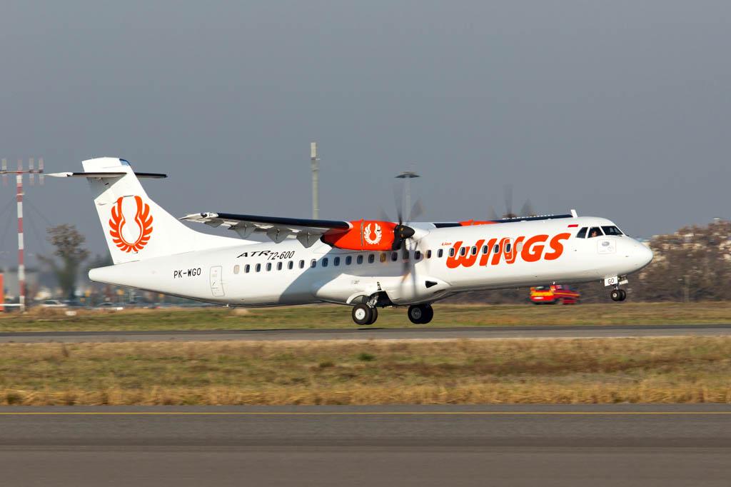 ATR 72-600 de Wings Air.