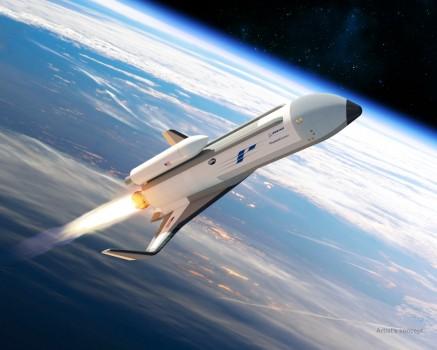 Aunque se define como una nave espacial, la realidad es que el Phantom Express sólo volará hasta el borde de la atmósfera antes de regresar a tierra