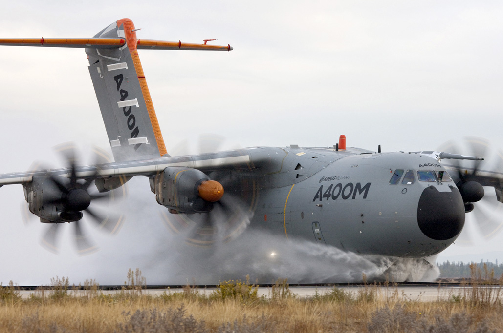 Airbus Military A400M Grizzly