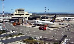 El Aeropuerto de Milán Malpensa se prepara para recibir multitud de aficionados de los equipos madrileños