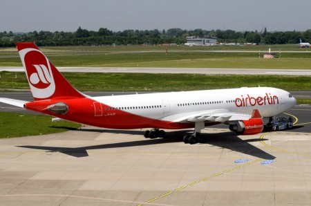 Airbus A330-200 de Air Berlin