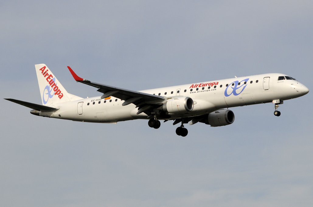 Embraer E190 de Air Europa