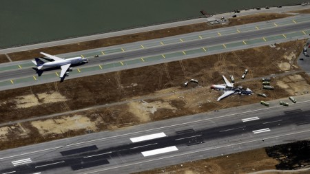 Accidente del Boeing 777 de Asiana en San Francisco