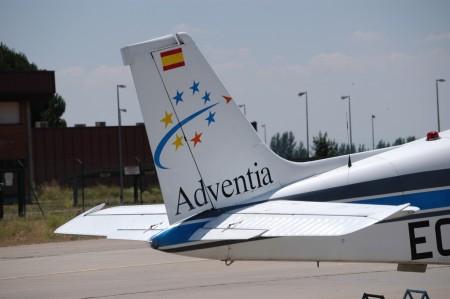 Adventia ofrecerá el Titulo Oficial de Piloto de Aviación Comercial el próximo curso 2013-2014
