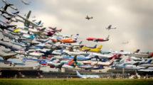 El tráfico aéreo mundial seguirá creciendo a un ritmo tal que se duplicará en 15 años.