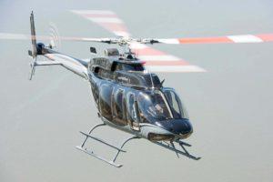 El Bell 407 es uno de los mayores helicópteros del fabricante estadounidense.