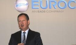 Lutz Berling aseguró que en ocho años Eurocopter duplicará sus ingresos.