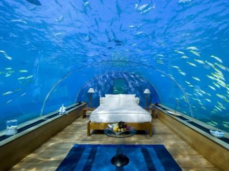 cama submarina