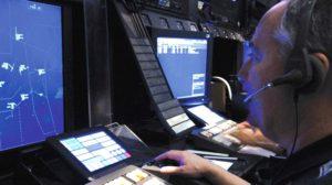 Sistemas de control áereo de L3Harris.