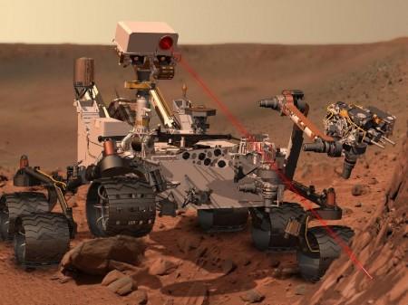 Sener ha desarrollado un mecanismo que viajará a Marte a bordo de Curiosity