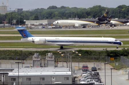 MD-90 de Delta