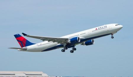 Delta tiene pedidos a Airbus más de 100 aviones de diferentes modelos, entre ellos los nuevos A330-300 con un peso máximo al despegue de 242 Tm.