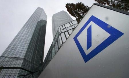 Sede del Deutsche Bank en Franckfurt, nuevo accionista de IAG.