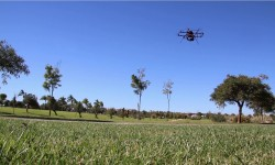 UAV Green, un dron para el cuidado de nuestros parques