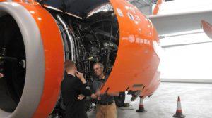 Easyjet podrá evitar retrasos y cancelaciones gracias al mantenimiento predictivo.