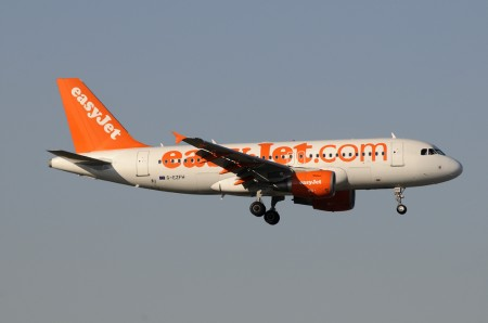 EasyJet tiene basados ocho aviones en Madrid