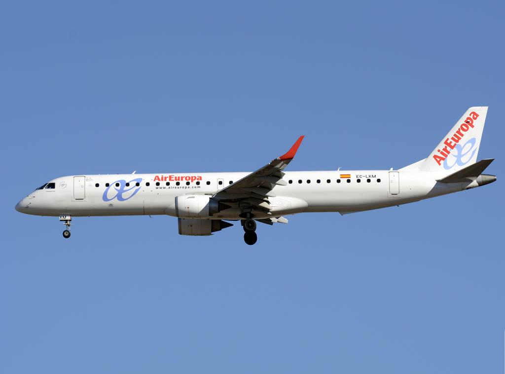 Embraer E195 de Air Europa