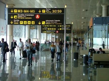 El Prat registró un récord de pasajeros en el mes de julio