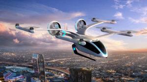 Eve Urban Air Mobility , filial de Embraer ha logrado dos ventas de su taxi aáreo urbano.