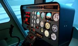 Entrol ha vendido a Capital Air un simulador FNTPII del Bell 206