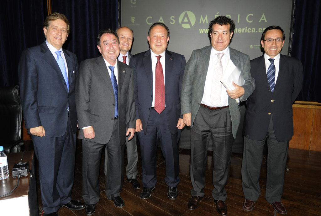 Conferencia de la SAE y Boeing en Madrid
