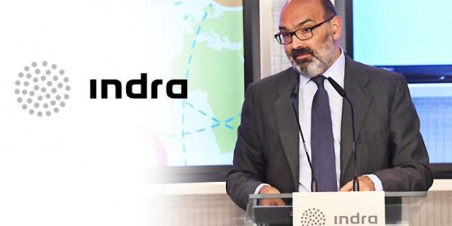 El CEO de Indra, Fernando Abril Martorell