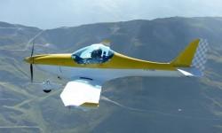 Avión FK14 Polaris