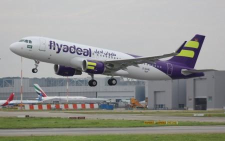 Flyadeal comenzará sus operaciones con dos Airbus A320 y vuelos dentro de Arabia Saudíta. Posteriormente ampliará sus operaciones a otros países de la región.