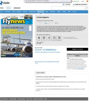 Fly News ahora en versión digital