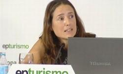 Cristina de la Rica, ganadora del Premio Periodismo de Fundación Enaire