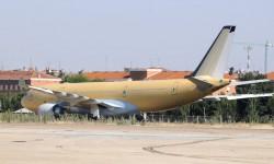 Uno de los dos A330 destinados a la USAF permenece en Getafe a la espera que se resuelva la cancelación del contrato con EADS.