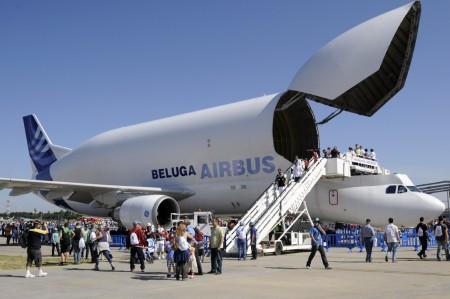 Los empleados de Airbus en Getafe se reservan los primeros 500 dorsales de la Carrera del Aire