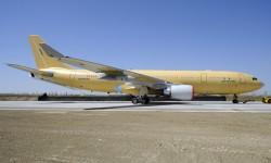 MRTT010 es la matrícula militar legal del primer Airbus A330MRTT de Arabia Saudí