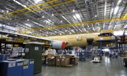 Airbus A330 para Emiratos Árabes en plenos trabajos de conversión a MRTT.