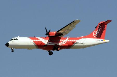 Helitt volará entre Barcelona y Vitoria desde el 28 de octubre