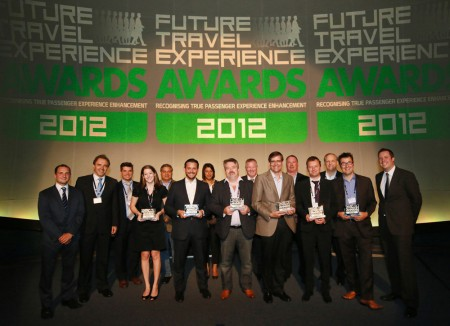 Iberia recibe el premio Future Travel Experience