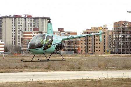 España necesitará cien pilotos de helicópteros en cinco años