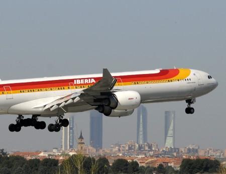 A340 de Iberia