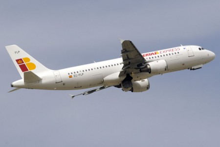 Airbus A320 de Iberia Express