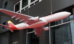 Los nuevos colores de Iberia son los presentados por Fly News hace diez meses.