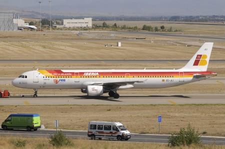 A321 de Iberia