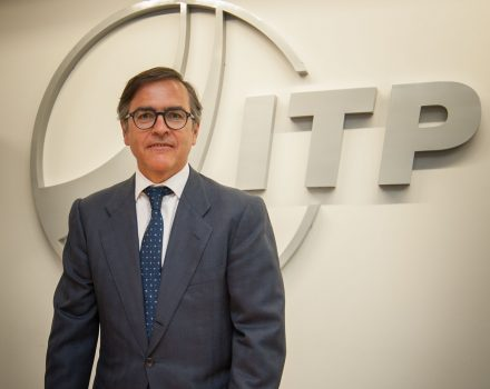 Igancio Mataix, hasta ahora consejero delegado de ITP.