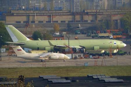 Il-96-400 para Cubana