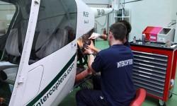 Intercopters y el aeródromo de Mutxamel crean una escuela conjunta para la formación de pilotos de helicópteros en Alicante