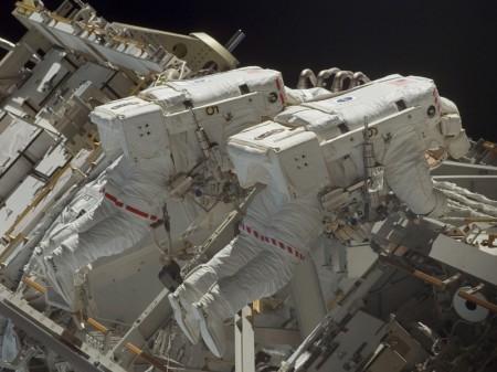 196 personas han permanecido en la ISS