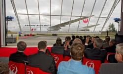 JAL ha recibido los primeros Boeing 787 equipados con motores Genx