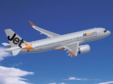 A320neo de Jet Star