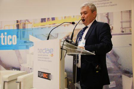 El presidente de Airbus Operations, Manuel Huertas, explicó que pide Airbus a sus proveedores.