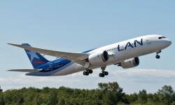 LAN Airlines da por concluidos los trabajos de modificación de su flota de Boeing 787