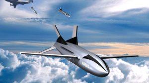 Los drones del FCAS podrán ser transportados en aviones como el A400M hasta una zona de seguridad, para su lanzamiento en vuelo e integrarse en la misión de combate.